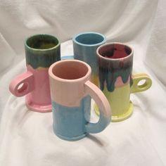 Peter Shire | Ceramic | Mugs | Colour