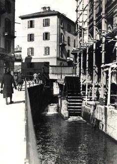 Milano, Via Molino delle Armi #fotografia #storia #milano