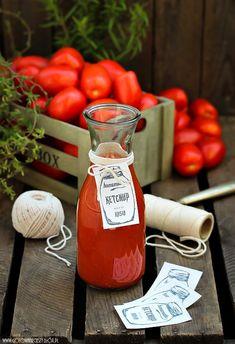 Ketchup - przepis