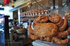Pic: Crusty bread