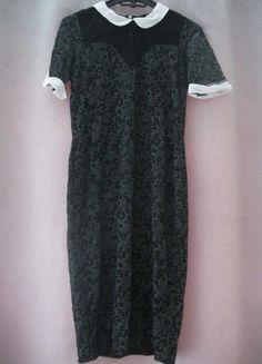 Kup mój przedmiot na #vintedpl http://www.vinted.pl/damska-odziez/inne/17338413-elegancka-sukienka-simple-creative-products-s-z-kolnierzykiem