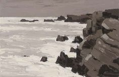 Sir Kyffin Williams, Coast, Porth Dafarch, Anglesey