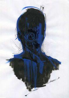 Giorgos Chatziagorou, Head 3 on ArtStack #giorgos-chatziagorou #art