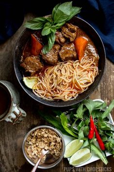 If you love beef stew, you definitely need to check out this Bo Kho recipe - this Vietnamese beef stew has all the flavors of a traditional beef stew with additional aromatics from lemongrass and star anise to give it another dimension of flavor. Asian Recipes, Beef Recipes, Soup Recipes, Cooking Recipes, Healthy Recipes, Indonesian Recipes, Bakery Recipes, Orange Recipes, Cooking Tips