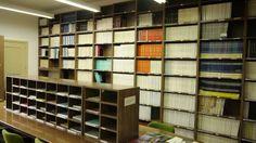 Sección de revistas. Instituto de Catálisis y Petroleoquímica (ICP) Madrid