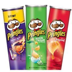 Pringles Hot Potato Stack Up The Flavors Bundle (Pick Pringles Pizza, Pringle Flavors, Happy Birthday 18th, Bad Room Ideas, Potato Crisps, Pick 3, Good Morning Flowers, Snack Recipes, Snacks