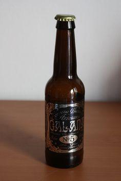 Cerveza artesanal Galana de Valencia