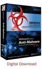 Malwarebytes Anti-Malware PREMIUM (formerly PRO) - Lifetime License / 1-PC
