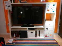 Ikea Expedit Tv Stand $204