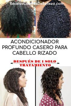 7 mejores imágenes de Cuidado para cabello rizado  6b9a48a4ad3a