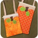 In The Hoop :: Bags, Cases, Purses & Wallets - Embroidery Garden In the Hoop Machine Embroidery Designs