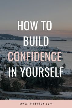 Do you struggle with confidence? Are you craving a more positive mindset and outlook on life? Click through for some mindset work and tips on how to build more confidence in yourself! #positivity #confidence