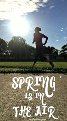 It may not be really warm just yet, but it's starting to feel like spring is in the air. Click post to read about last week's workouts, which include a new phase of strength training. #run #workout #fitness