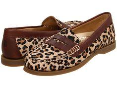 Leopard Sperrys!