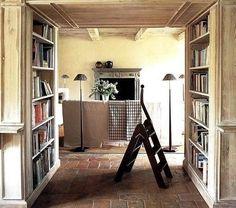 Corridor bookcases!!