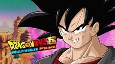 Dragon Ball Z, Evil Goku, Anime, Black Goku, Art, Tela, Cartoons, Dragons, Dark
