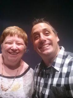 Joey & me in Dayton, Ohio - 09/22/14