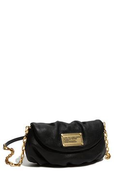 MARC BY MARC JACOBS 'Classic Q - Karlie' Crossbody Flap Bag available at #Nordstrom