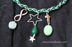 verde que te quiero verde. joyitas personalizadas