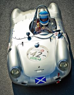 Porsche 550-002 Spyder