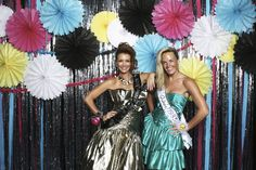 Working the 80′s Prom Theme in our Photo Booth » The Booth Blog