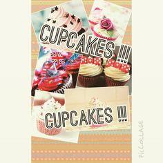 Delicious cupcakes..