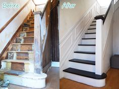 DIY Duel: Staircase Restoration – It's done!!!!!