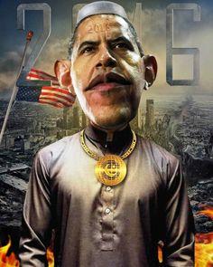 Barack Obama Funny Face Picture 2016 | Funnyho.com