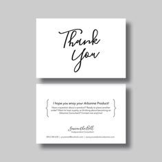 Business thank you cards template instant download naturally thank you card etsy customer seller google search accmission Image collections