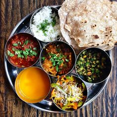Proud of the utterly delicious North Indian Thali @hifashionsherin & I made at the @jamieolivercookeryschool this afternoon. 🍴 #thali #jamieolivercookeryschool #cooking #cookeryschool #indian #saturday #weekend #october #autumn #eeeeeats #buzzfeedfood #huffposttaste #huffpostfood #foodandwine #yahoofood #f52grams #london #shepherdsbush #westfield
