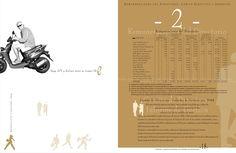 Diseño Editorial Memoria Corporativa, propuesta ilustrativa y dirección fotográfica. Cliente: AFP CUPRUM