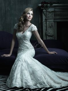 Allure Couture Bridal Spring 2012 - Style C207