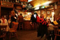 Paddy's Bar, Terryglass by Trey Wheeler, via Flickr Broadway Shows, Bar, Places, Lugares