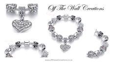 Pandora Bracelets, Bangle Bracelets, Bangles, Free Delivery, Collections, Pendants, Beads, Shop, Silver