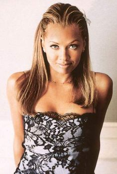 Vanessa Lynn Williams - American pop-R, jazz recording artist, producer, dancer, model and hollywood actress. Best known for series Ugly Betty and Desperate Housewives earning multiple Grammy, Emmy, and Tony Award nominations