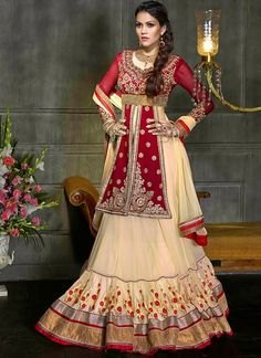 Fashion: Gorgeous Look Lehenga Collections 2014