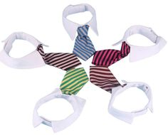 cat Bow Tie, New Small Dog Cat cat Stripe Bow Tie Neck Tie White Collar ,Random Color -- See this great image  (This is an amazon affiliate link. I may earn commission from it)