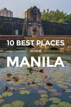 Manila – 10 Must-Visit Places for First-TimersYou can find Manila philippines and more on our website.Manila – 10 Must-Visit Places for First-Timers Regions Of The Philippines, Voyage Philippines, Philippines Vacation, Philippines Travel Guide, Visit Philippines, Philippines Destinations, Bohol, Palawan, Beautiful Places To Visit