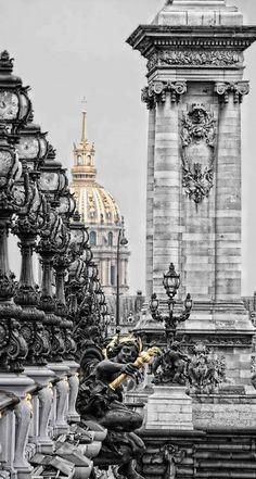 Beautiful Paris, France!