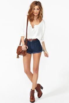 Pretty n casual! School outfit!!!!!