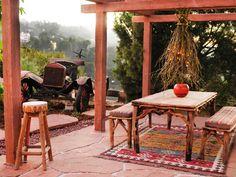 15 Outdoor Rooms for Entertaining   Outdoor Design - Landscaping Ideas, Porches, Decks, & Patios   HGTV