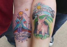 Our Little Prince Tattoo's