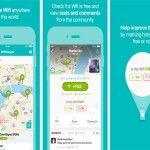 Wifimapper la aplicación que busca puntos de accesos gratis en la red Wi-fi