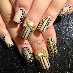 Instagram photo by iluvurnailz  #nail #nails #nailart