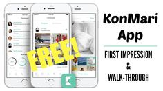 KonMari App | Show & Tell