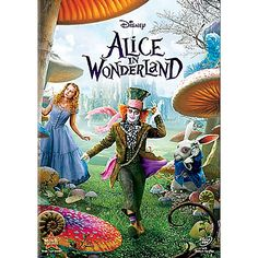 Alice In Wonderland obviously not as good as the original.