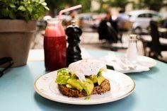 A great new option for vegan or gluten-free breakfast in Prenzlauer Berg. // Betty'n Caty Knaackstraße 8 10405 Berlin Prenzlauer Berg