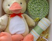 ON SALE Gender Neutral Baby Gift Set Baby Shower Gift
