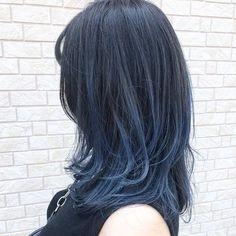 Hair Color Streaks, Hair Dye Colors, Inspo Cheveux, Korean Hair Color, Grey Hair Inspiration, Multicolored Hair, Hair Chalk, Aesthetic Hair, Grunge Hair