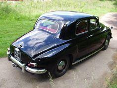 1950 Rover 75 (P4)  4-door saloon